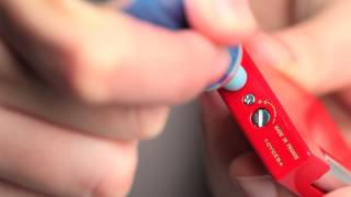 How to Refill an S.T. Dupont Ligne 8 Lighter