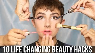 Makeup & Beauty Life Hacks EVERYONE Should Know!