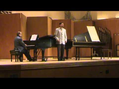 Nicholas Molle's Senior Recital Part 5 - Five Popular Greek Melodies