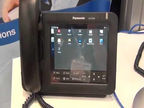 Panasonic KX-UT670NE SIP Phone Drivers for Windows