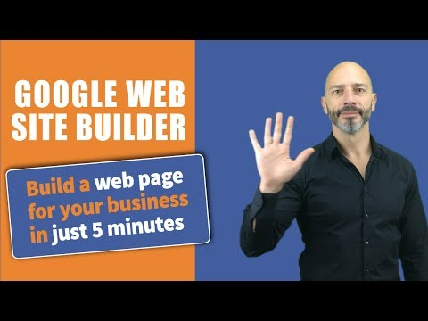 Google Website Builder Now Available In Google My Business