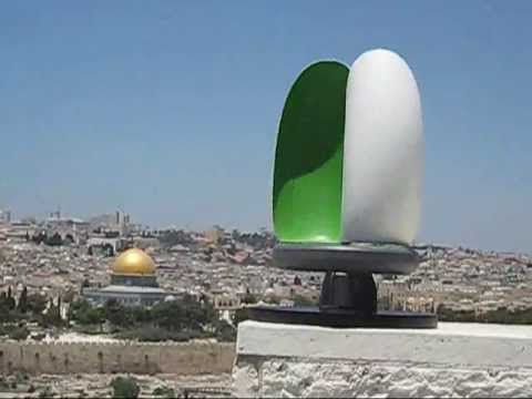 Wind Tulip In Jerusalem Youtube