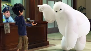Download Video Big Hero 6 - Baymax Funniest Moments MP3 3GP MP4