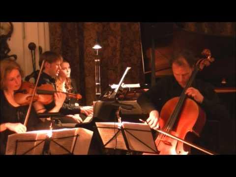 Paul Juon   Trio No 1 Opus 17 complete