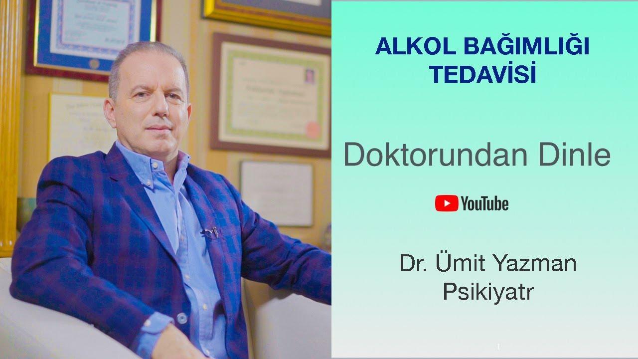 Alkol Bağımlılığı ve Tedavisi |  #alkol | Dr. Ümit Yazman | Doktorundan Dinle #evdekal