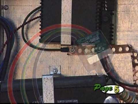 5 Wire Motor Diagram Part 5 Wiring Up Centurion Vector Swing Gate Motor