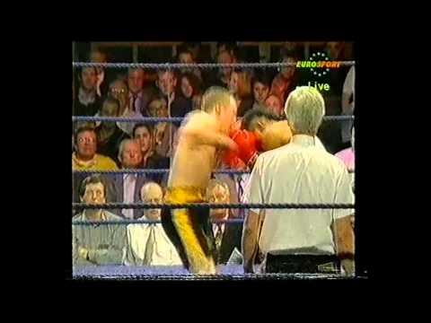 Shaun Cogan VS Bernard Paul - Rematch (11-01-1994)