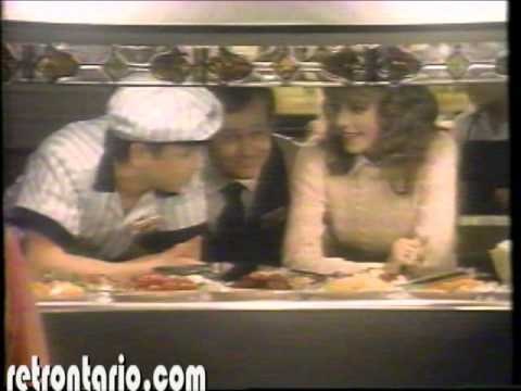 Wendys Salad Bar 1983