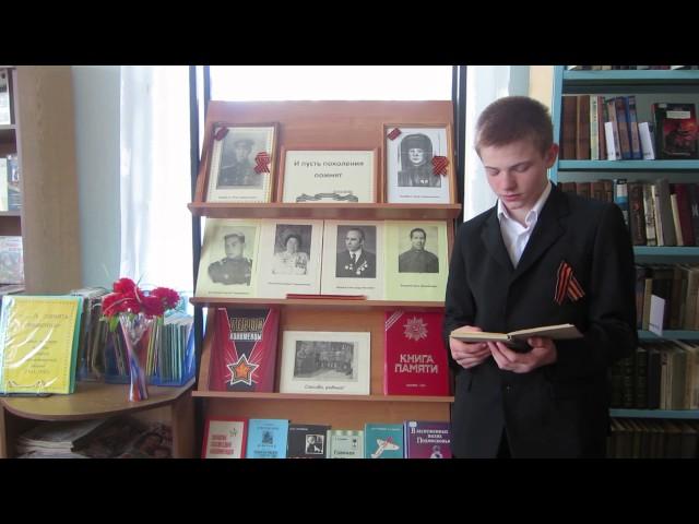 Изображение предпросмотра прочтения – АлександрАлимов читает произведение «Хотят ли русские войны?» Е.А.Евтушенко