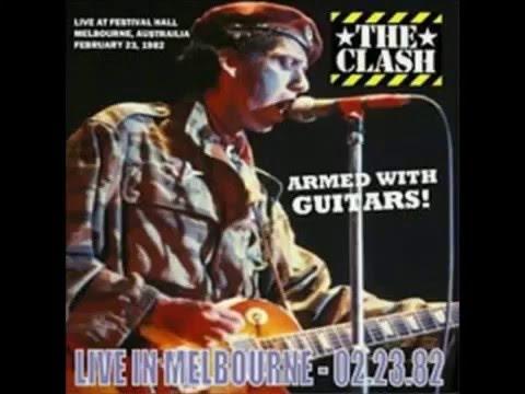 The Clash: Festival Hall Melbourne, Australia 23 02 1982