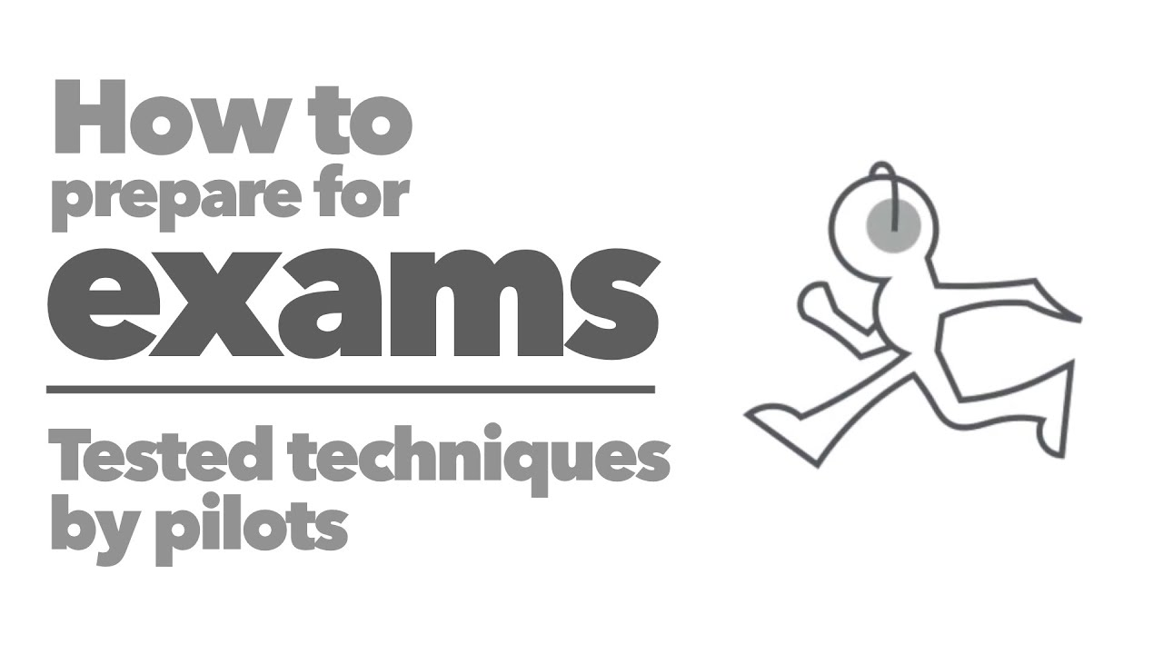 how to prepare instructions for an exam