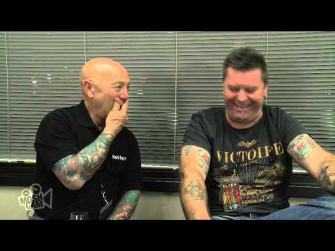 Rose Tattoo - Interview (Live in Sydney) | Moshcam