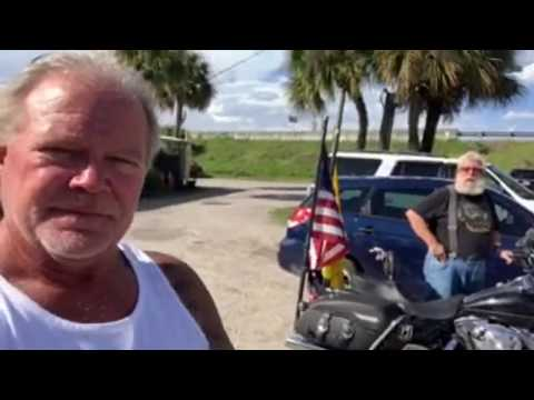 Riding With Pat Gervais Lone Cabbage Fish Camp FL
