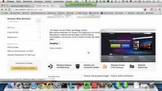 Webinar AWS für Start-ups Teil 1: Erste Schritte