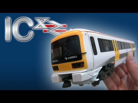 Opening the Class 466 by Hornby
