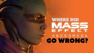 What Went Wrong with Mass Effect Andromeda? - The Know Game News