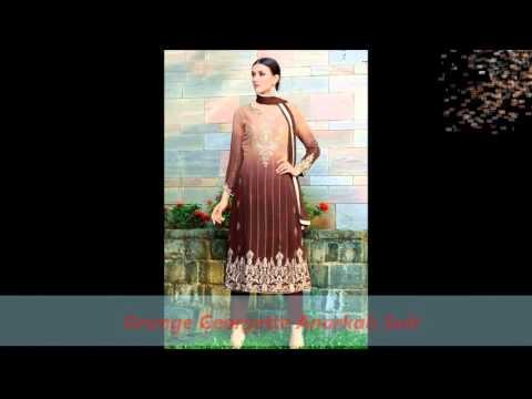 Pakistani salwar suit by nikvik.com