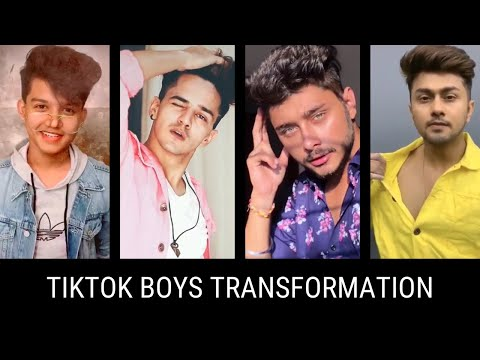tiktok-trending-transformation-videos---boys---men-special-edition---||-non-boring-videos-||