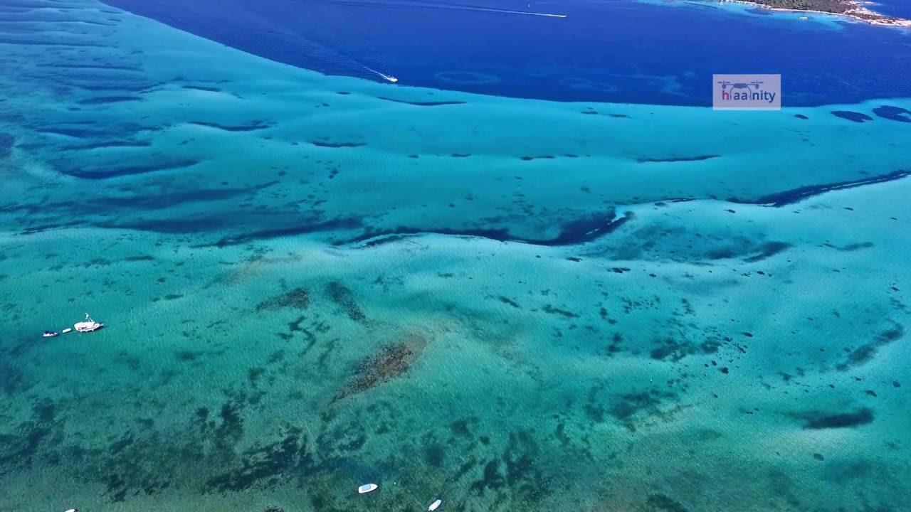 Τα Παγωμένα Κύματα | Βουρβουρού Χαλκιδικής | The Frozen Waves Vourvourou Chalkidiki Greece Drone
