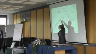 Vortrag von H. Takeda am Fachbereich Wirtschaftswissenschadften der Hochschule Niederrhein