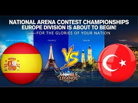 🔴 İspanya Vs Türkiye Canlı Yayın (Spain vs Turkey) National Arena