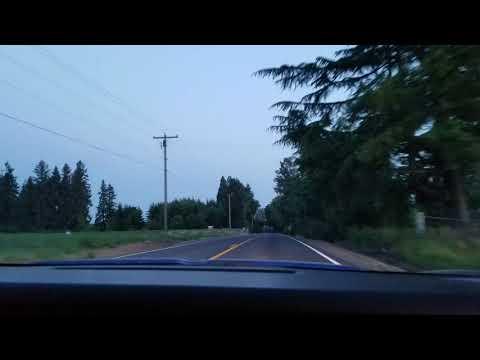 C4 corvette and backroads
