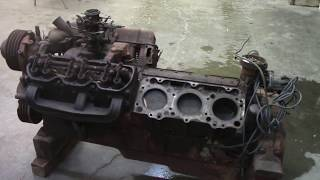 GMC 702 cubic inch V-12 ENGINE -  another DOZEN!