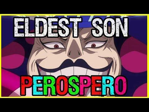 Eldest Son - Charlotte Perospero: One Piece Discussion