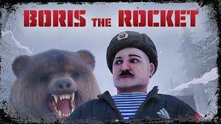 BORIS THE ROCKET - БОРИС РАКЕТА! СИМУЛЯТОР РУССКОГО РАКЕТЧИКА!