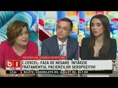 360 MEDICAL: CUM TRAIESC PACIENTII CU HIV, IN ROMANIA, 5 IAN 2020
