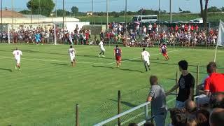 Eccellenza Spareggi ritorno Classe-Sinalunghese 2-0