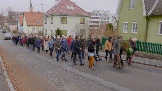 Gedenkmarsch 80 Jahre Novemberprogrom - Waidhofen/Thaya