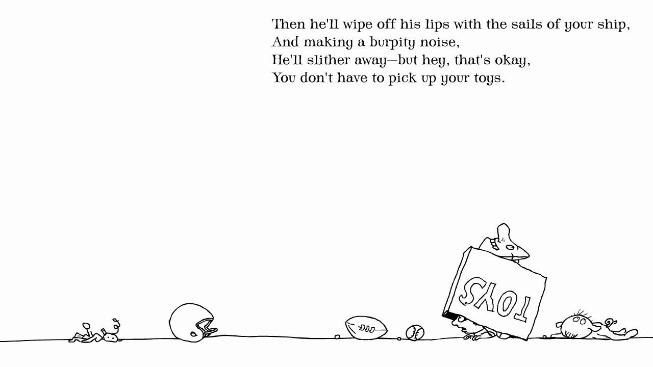 Shel Silverstein: \'The Toy Eater\' from Falling Up - YouTube