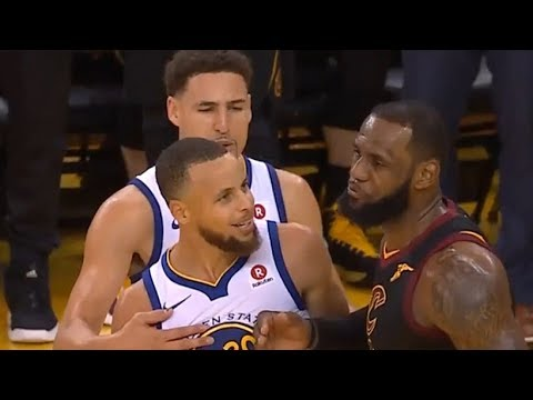 Stephen Curry talks about the incident in the end game