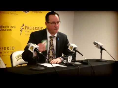 Gregg Marshall Press Conference