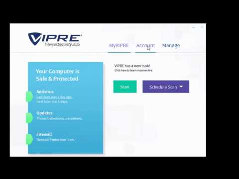 How to Get Vipre Antivirus for FREE! FOR LIFE! (No Torr... | Doovi