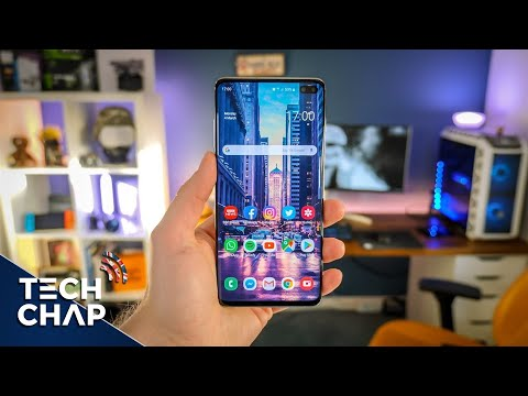 Samsung Galaxy S10 Plus FULL REVIEW - Why I'm Switching!   The Tech Chap