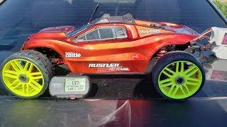 Traxxas Rustler 4x4 137mph 4s Worlds Fastest