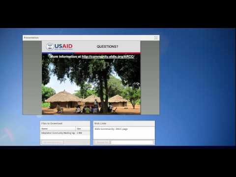ACM Series: Uganda Climate Change Vulnerability Assessment: Process and Outcomes