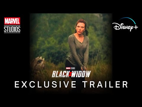 BLACK WIDOW (2021) | NEW EXCLUSIVE TRAILER | Marvel Studios & Disney+ Premier Access