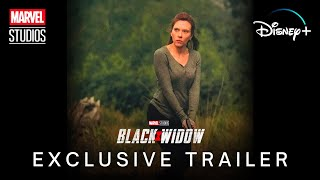 BLACK WIDOW (2021) | NEW EXCLUSIVE TRAILER | Marvel Studios & Disney+ Premier Access