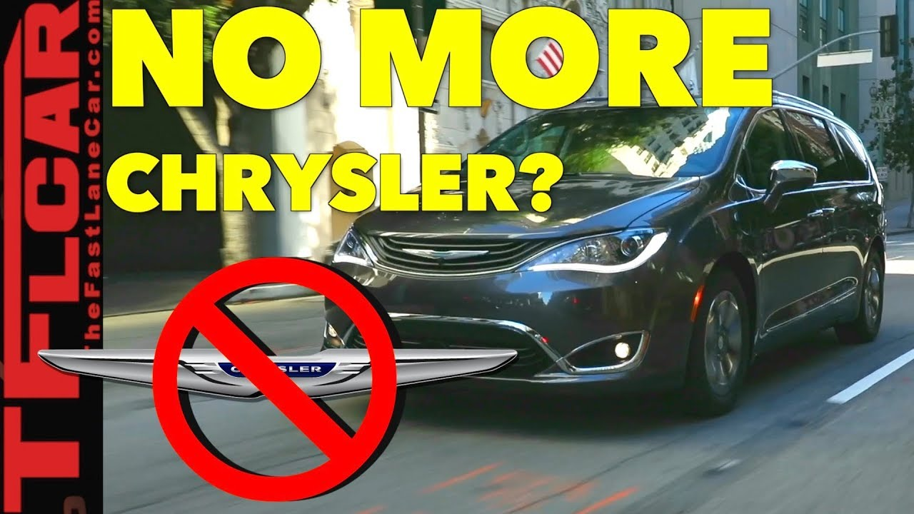 breaking news: rumor mill says chrysler is dead - fca says hell no