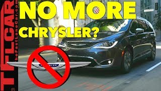 Breaking News: Rumor Mill Says Chrysler Is Dead - Fca Says Hell No!