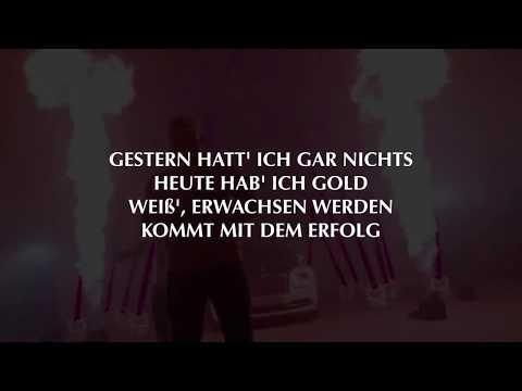 MIAMI YACINE ft. ZUNA - Großstadtdschungel (Official HQ Lyrics)
