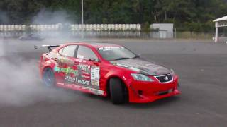 Hellaflush Japan 2011, Kinchan takes Mark Arcenal out in his IS250
