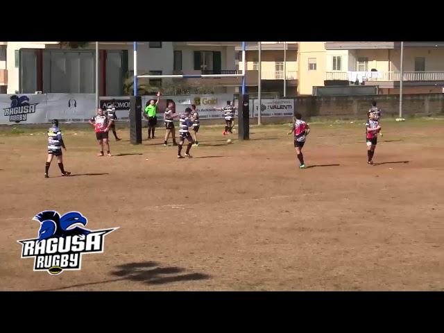 Highlight Promozione  B 2018/2019: Ragusa Rugby vs San Giorgio del Sannio 53 - 0