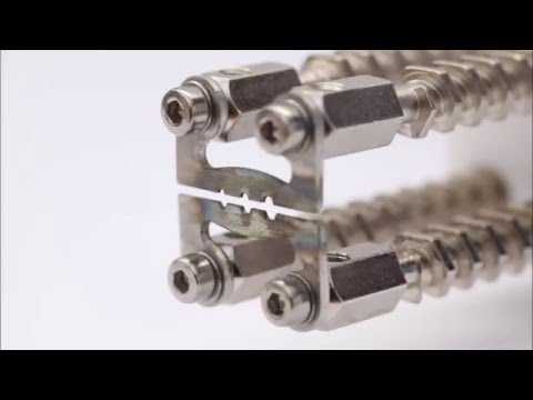Thermal wire stripping - FTM Technologies - YouTube