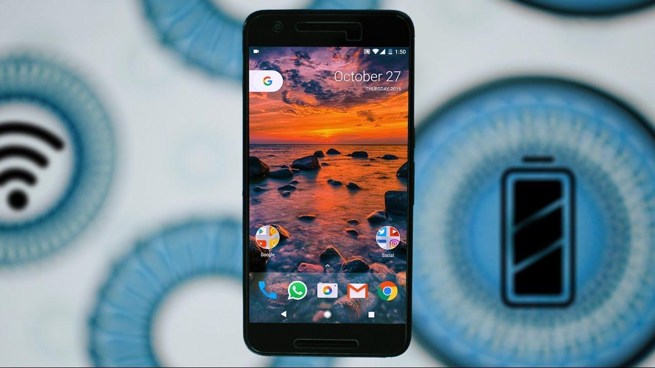 Hidden Setting Resolves WiFi Battery Drain on Android Nougat | Marshmallow  | Lollipop ft  Nexus 6P