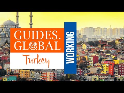 Coming to Turkey to Work (Working Visa)