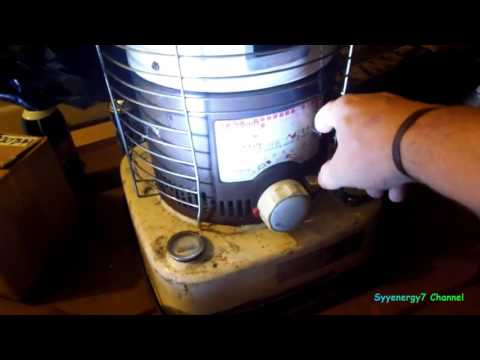 Testing a Perfection Heater with ULSD Diesel soon